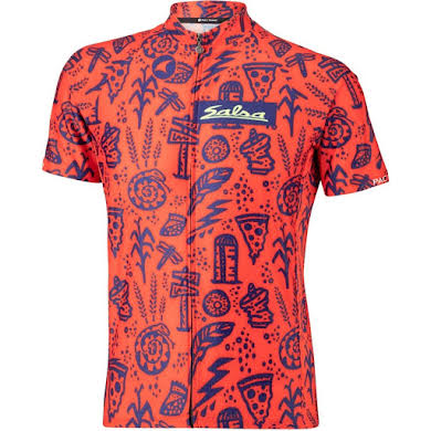 Salsa Men's Gravel Story Jersey Thumb