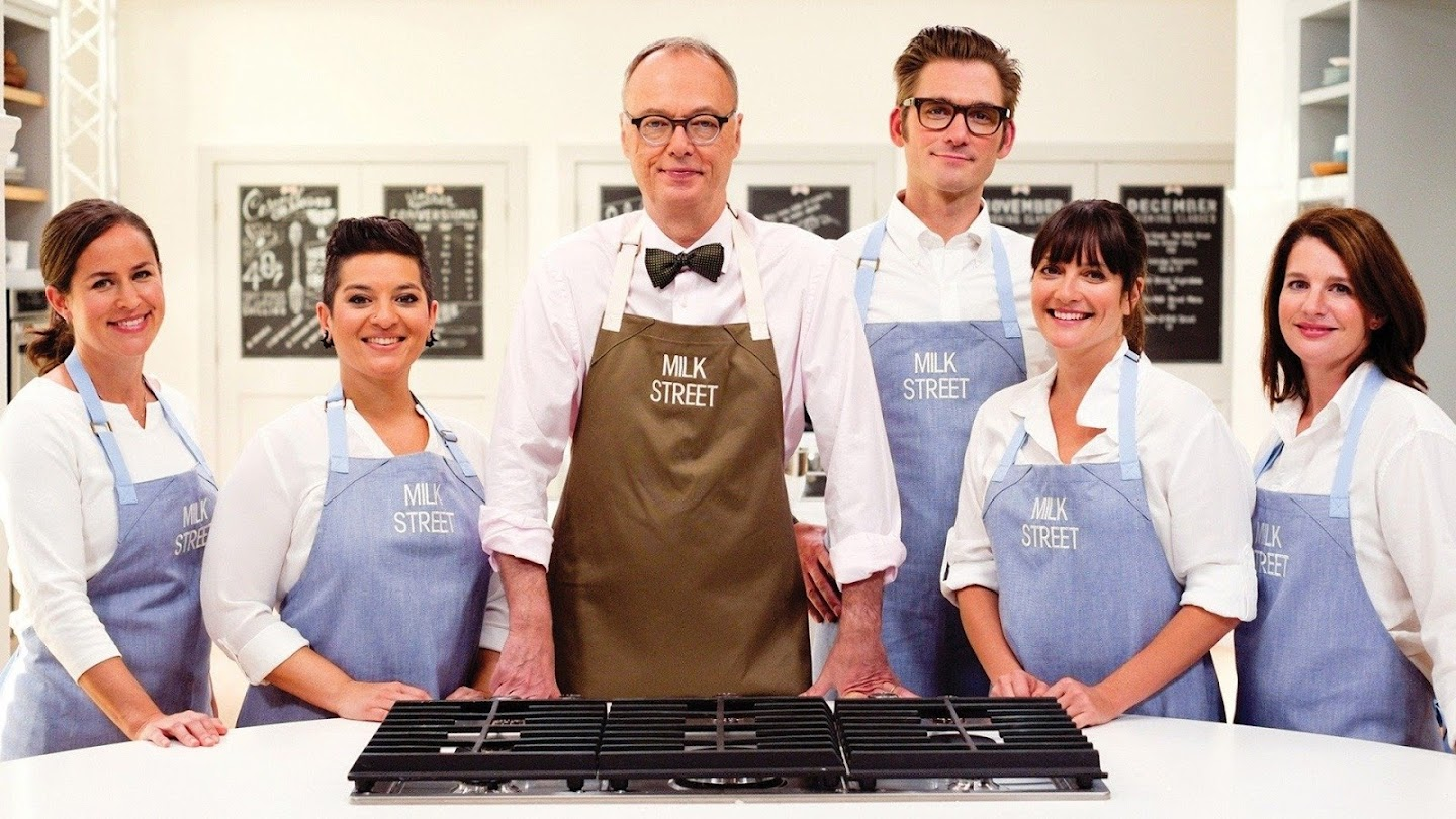 Watch Christopher Kimball's Milk Street Television live
