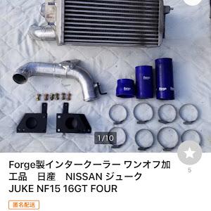 ジューク NF15 のカスタム事例画像 亀仙人さんの2020年11月30日13:47の投稿