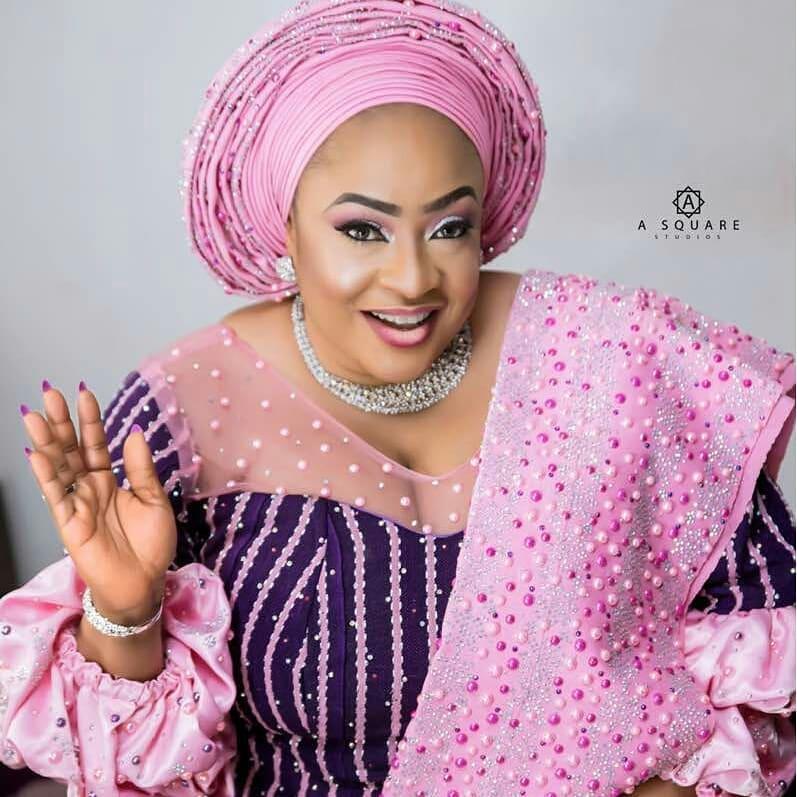 Foluke Daramola Salako stunning photos