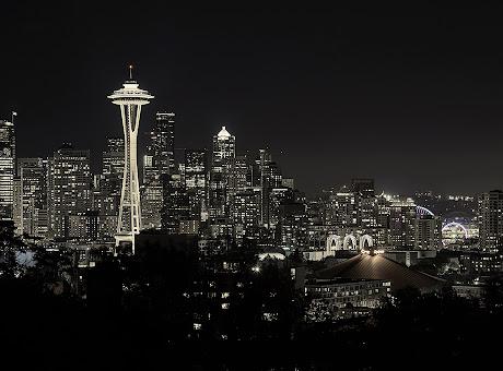 Seattle Night