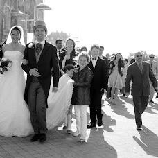 Wedding photographer Nathalie Camidebach (camidebach). Photo of 09.09.2014