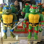 turtles figures at Nakano Broadway in Tokyo, Tokyo, Japan