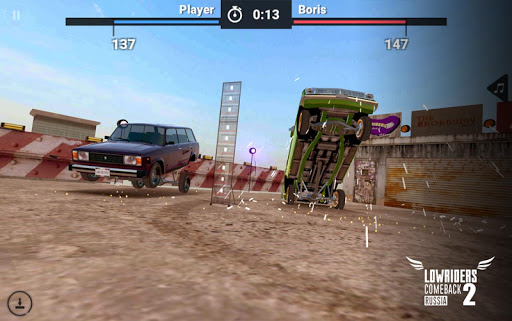 Lowriders Comeback 2 : Russia 1.2.0 screenshots 2