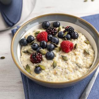Flax Porridge Recipes.