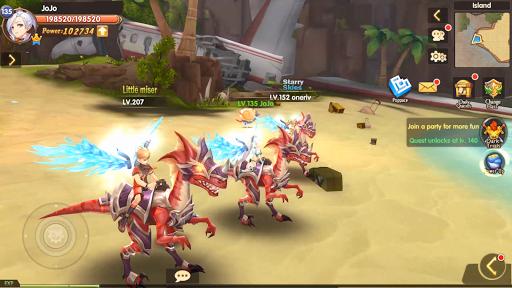 Blade & Wings: Future Fantasy 3D Anime MMORPG Game 1.8.8.1808021204.11 screenshots 2