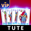 Tute Offline - Single Player Card Game icon