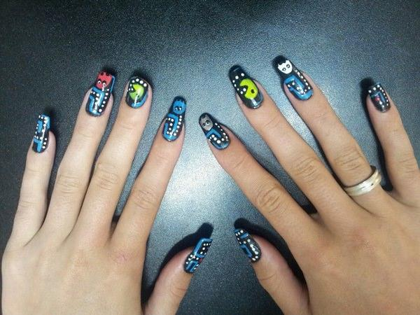 cute nail designs creem (39)
