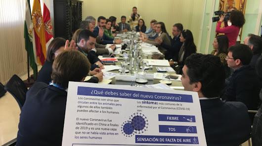 Almería capital cierra centros de mayores y de mujeres y la biblioteca