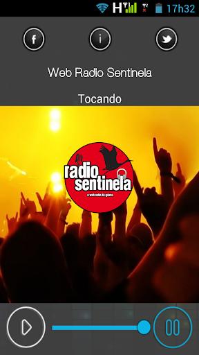 Web Rádio Sentinela