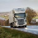Super HD Puzzles Scania Trucks icon