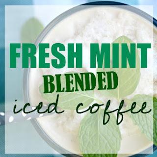 Mint Coffee Drink Recipes.
