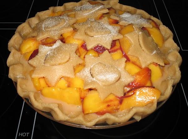 Butterscotch Peach Pie Recipe