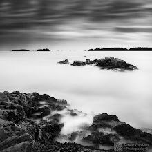 """Photo: """"Channeled"""" - http://www.createwithlightphotography.com  Now featured on PlusExtract: http://www.photoextract.com/plus-extract/2012/1/5  This is an 85 second exposure, shot from the rocks at Tonquin Beach in Ucluelet, Vancouver Island, British Columbia.  I used a 10 stop ND filter, plus a 2 stop soft grad ND filter to separate the sea and sky, tonally speaking.  This is my contribution to the #LongExposureThursday theme, kindly curated by +Francesco Gola and +Le Quoc , the #ThirstyThursday theme, kindly curated by +Giuseppe Basile and +Mark Esguerra , the #FineArtPls theme, curated by the lovely +Marina Chen and +FineArtPls , the #BWFineArtLE theme, curated by the amazing Mr +Joel Tjintjelaar and +Black and White Fine Art Photography Gallery , #InMotionThursday curated by +Scott Thomas , #SquaresAreSassy curated by the man himself +Nathan Wirth and finally the #PlusPhotoExtract theme, run by +Jarek Klimek   All thoughts and comments welcome.  Please visit my website to view more of my images: http://www.createwithlightphotography.com  #PlusPhotoExtract #GrantMurray #CreateWithLightPhotography #BWFineArtLE #FineArtPls"""