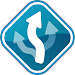 MapFactor GPS Navigation Maps icon