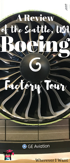 Boeing Factory Tour | Seattle | Things to do in Seattle | What to do in Seattle | United States | Aviation Museum | Planes | Boeing Factory Tour Review
