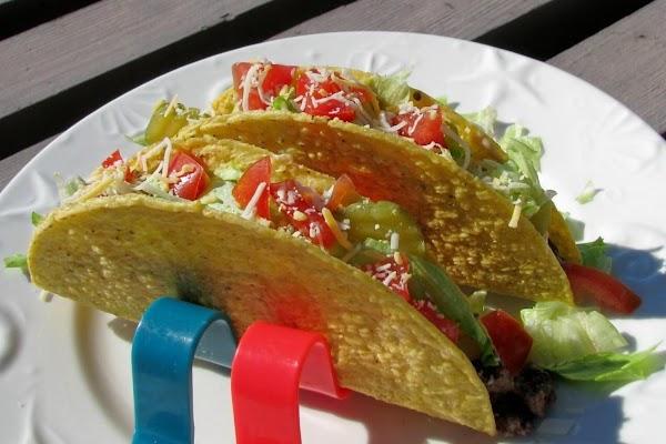 Big Mac Tacos Recipe