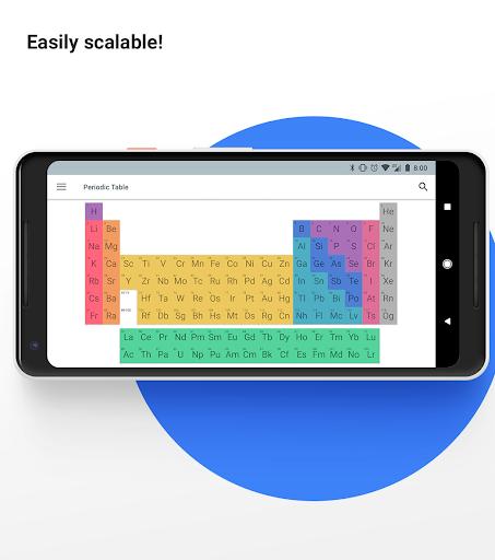 Virtual periodic table 2018 pro apk download apkpure virtual periodic table 2018 pro screenshot 6 urtaz Choice Image
