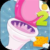 Bathroom cleaning 2