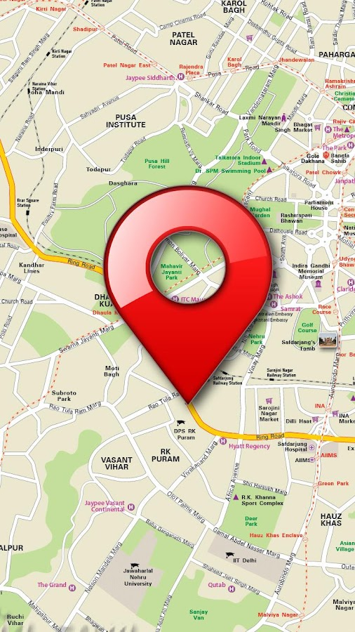 how to know phone number location