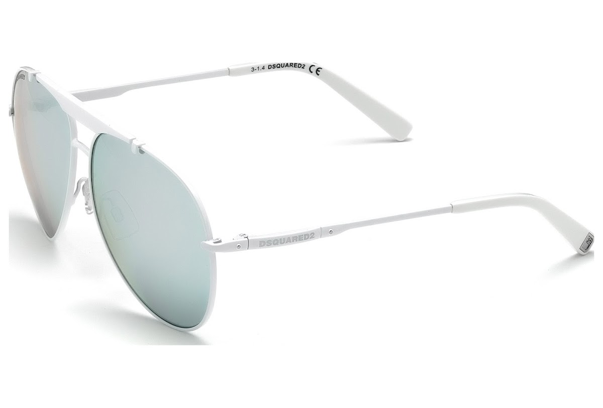 Buy Dsquared2 DQ0177 C60 21C (white