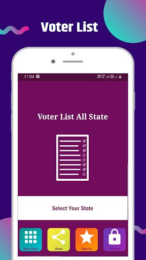 Voter List 2020: Download, Helpline, Check, id screenshots 1