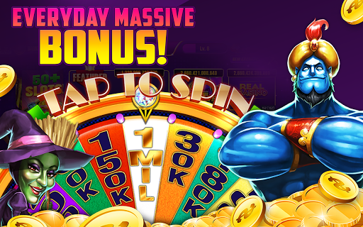 Real Casino - Free Vegas Casino Slot Machines apkpoly screenshots 3