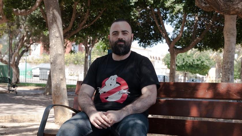 Juan Miguel Díaz Yáñez, en Almería