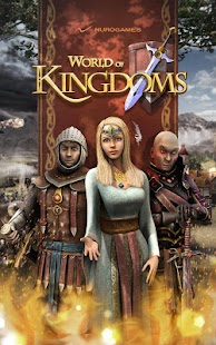 World of Kingdoms Capture d'écran