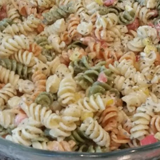 Italian Confetti Pasta Salad Recipes