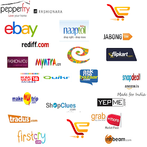 Online shopping india android apps on google play for Best websites to online shop