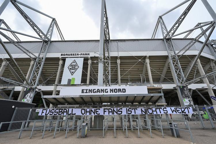 Bundesliga huis clos