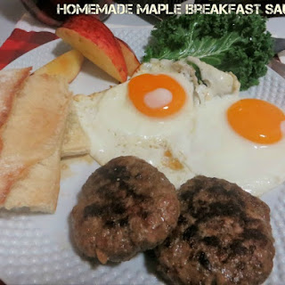 How to Make Homemade Breakfast Sausage Recipe