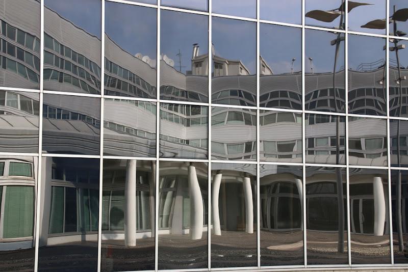 riflessi di architettura di Bicio67