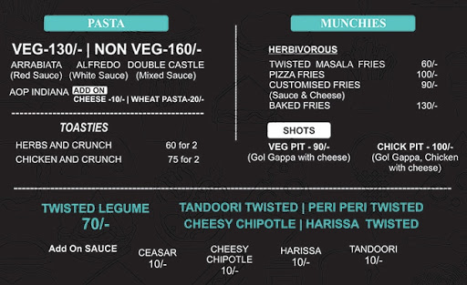 The Hungry Pit menu 4