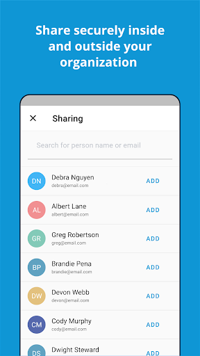 PassCamp - Password Manager for Teams screenshots 4