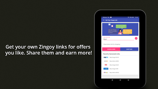 Download Zingoy - Gift Cards, Cashback Offers & Coupons APK