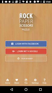 Rock Paper Scissors Puzzle - náhled