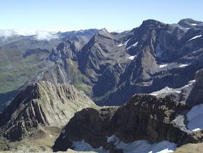 Photo: La vista cap a l'Est