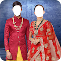 Traditional Couple Suit : Wedding Suit Editor icon