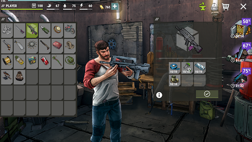 Dark Days: Zombie Survival screenshot 13