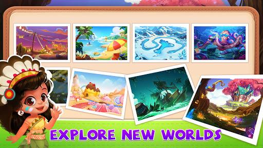 Solitaire TriPeaks Adventure - Free Card Game 2.2.7 screenshots 5