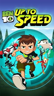 Ben 10: Up to Speed Screenshot