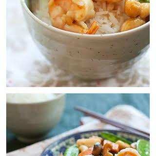 Cashew Shrimp.