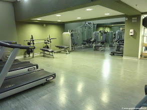 Photo: #008-Le fitness de l'hôtel Casa Andina Private Collection Miraflores à Lima.