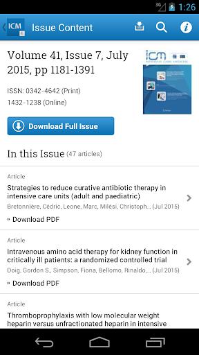 玩醫療App|Intensive Care Medicine免費|APP試玩