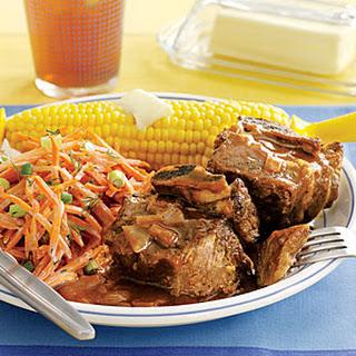 BBQ Beef Short Ribs