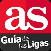 AS Guía de las Ligas 2015-2016