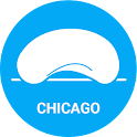 Chicago Travel Guide, Tourism icon