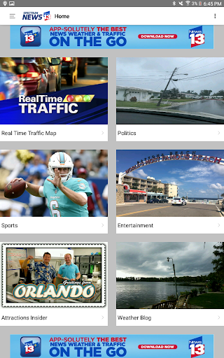 Spectrum News 13 by Charter/Spectrum (Google Play, United States